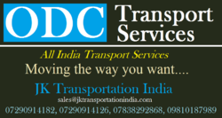 Odc Consignment Transporting Services Mumbai
