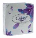 CLARET 33X33 TISSUE PAPER NAPKINS