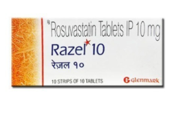 Rosuvastatin Tablets IP 10 mg
