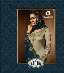 Antra Designer Georgette Salwar Suit