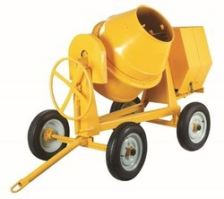 Concrete Mixers Machine