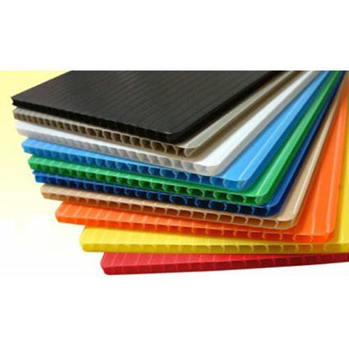 PP Corrugated Sheets - Polypropylene Printing Sheets Manufacturer