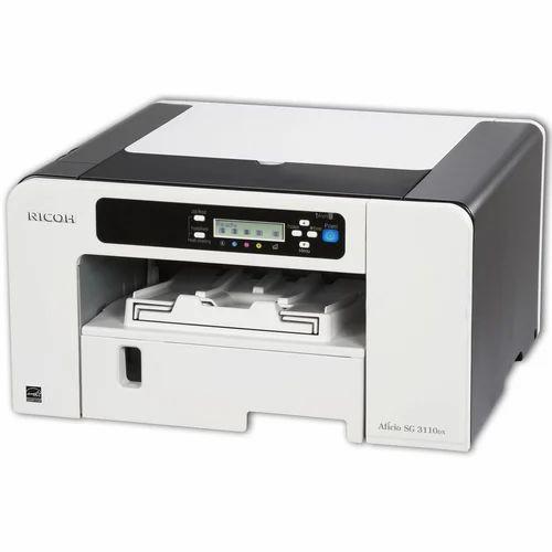 Ricoh Aficio Sg3110dn Laser Sublimation Printer At Rs