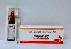 Iron Sucrose Injection(Inron FC)