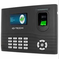 IDTECH Fingerprint RFID Card Attendance Machine, Model Name/Number: Id 3000 Bio