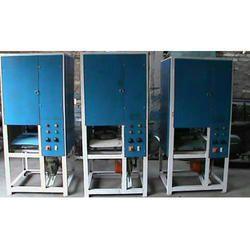 Single Die Paper Thali Making Machine