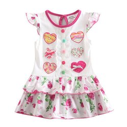 Girl Printed Frocks