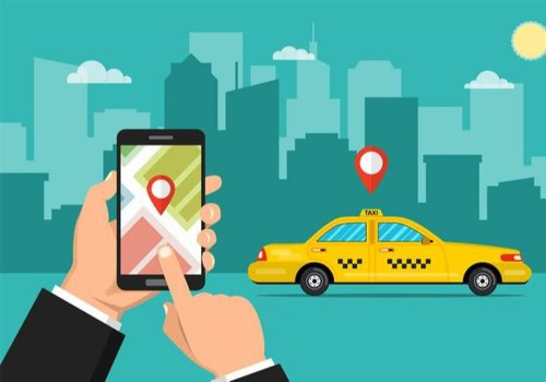 Taxi / Cab Mobile Application Development Services in Delhi