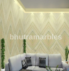 Katni Premium Marble Slab for Flooring, Thickness: 15-20 mm