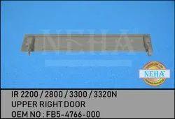 Upper Right Door  IR 2200 / 2800 / 3300 / 3320n  OEM No : Fb5-4766-000