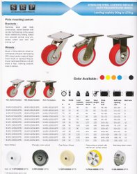 Ss304 Caster Wheel