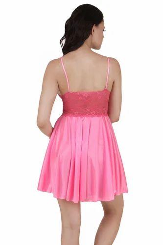 Fasense Women  s Baby Doll Dress b28cf572b