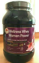 2years Guruprasadam Women power protien, Packaging Type: Plastic Box, Half Kg