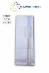 Four Side Satin Men Handkerchief