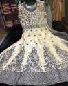 Small Girls Fancy Embroidery Anarkali for Kids