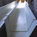 Fabricated FRP Lining
