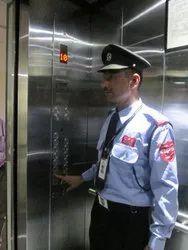 Male Corporate Unarmed Security Service