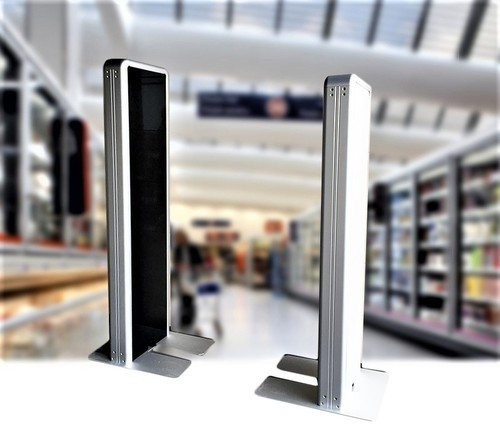 Rfid Gate Reader With Sms For School Attendance At Rs