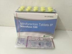 Nitrofurantoin Tablets Ip 100 Mg (Nitrofuse-100)