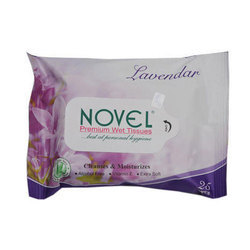 Lavender Premium Wet Tissues