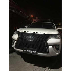 Ford Endeavour Front Grill 3D Light at Rs 6000 /piece | Car Grill
