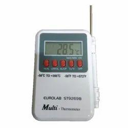 Multistem Thermometer Eurolab ST-9283