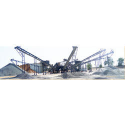 100 To 500 TPH Stone Crusher Plant, For Industrial, Construction etc