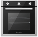 Domestic Black Built In Oven, Model Name/number: 80l 4f, Capacity: 80 L