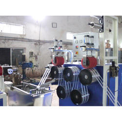 PET Strap Band Extrusion Machinery PET Strapping Line