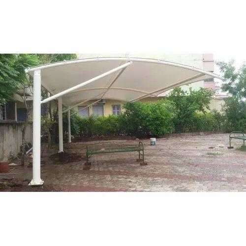 Parking Shed Car Parking Shed Manufacturer From Pune