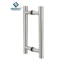 Glass Door Stainless Steel Pull Handle