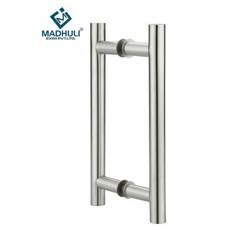 Glass Door Stainless Steel Pull Handle At Rs 330 Piece