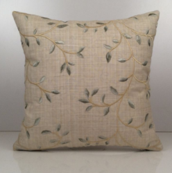 Handcrafted Type Ari Work Cushion Cover