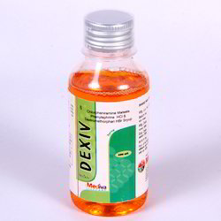 Dextromethorphan HBR 5mg Bromhexine Menthol Syrup, Packaging Type: Bottle