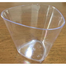 Disposable Polystyrene Catering Cups, Size: Standard
