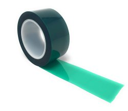 Green Polyester High Temperature Tape