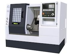 Slant Bed Turning Center