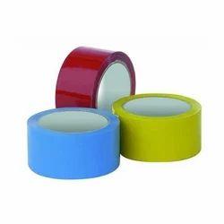 Colored Plain BOPP Tapes