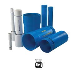 Prince Safefit Borewell Piping Systems