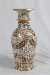 Designer Jaali Flower Vase
