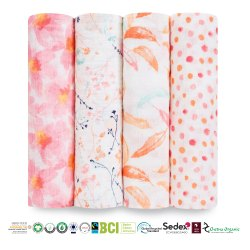 Digital Printed Swaddles