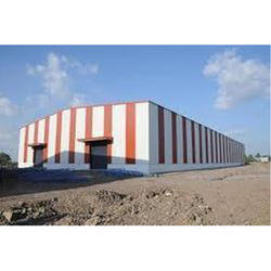 MS PEB Industrial Shed