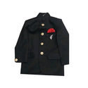 Polyester Boys Indo Western Suit