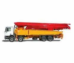 Powerol Truck Pto Concrete Boom Pump, Model Name/Number: PR36RZ