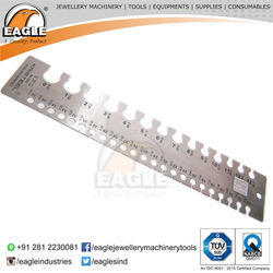 Jewellery Making Tools Rectangular Wire Gauge