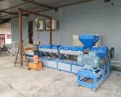 Plastic Granules Recycling Machine