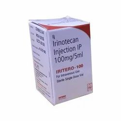 Irinotecan Injection Iritero 100 Mg