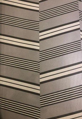 Smart Geometric Black Zig Zag Pattern On Beautiful Grey Base
