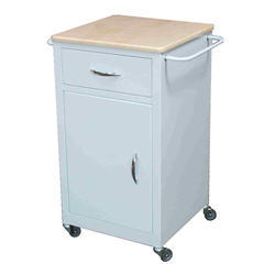 SS Hospital Bedside Table