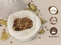 Reusable Cotton Strainer Hops Brew Bag